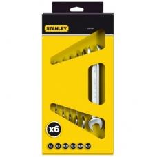 Набор ключей рожковых STANLEY 4-87-051