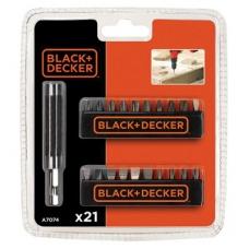 Набор из 21 предмета BLACK+DECKER A7074