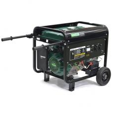 Бензиновый генератор IRON ANGEL EG 5500 E (Z)