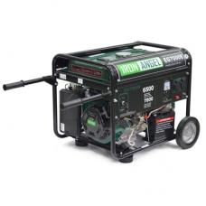 Бензиновый генератор IRON ANGEL EG 7000 E (Z)