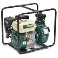 Высоконапорная мотопомпа для чистой и слабозагрязненной воды IRON ANGEL WPHG 18-110